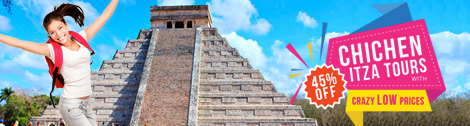 Chichen Itza September Promo