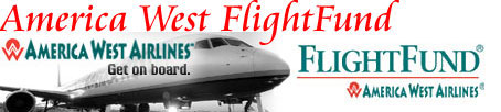 America West FlightFund Frequent Flyer Program