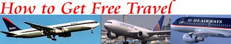 Free Flights with Frequent Flyer Miles - Learn How!