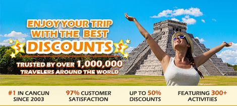 Best discounts at Cancun
