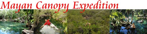 Mayan Canopy Expedition