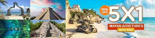 5x1 Mayan Ruins Fun