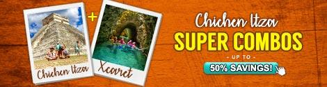 Chichen Itza Super Combos Cancun