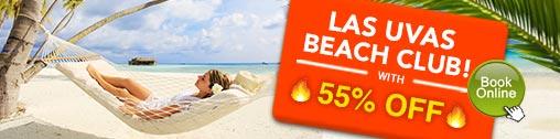 Las Uvas Beach - Cozumel