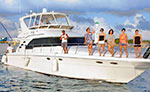 60' Luxury Yacht Cozumel