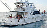Luxury Yacht Rental Cozumel