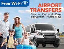 Cancun Airport Shuttle