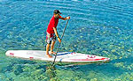 Stand Up Paddleboarding Cozumel