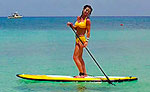 Up North Paddleboarding Cozumel