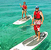 Passion Island SUP Tour Cozumel