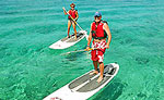 Cozumel Passion Island SUP Tour
