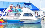 Boat Tour Cancun
