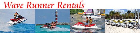 Waverunner Rentals Cancun
