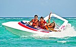 Speedboat Cancun