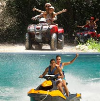 ATV & Waverunner Tour
