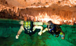 Swim in a Cenote in Playa del Carmen