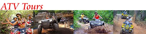 Cancun Mexico ATV Tours