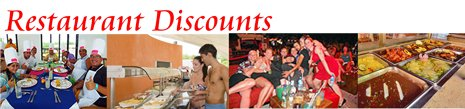 Cancun Restaurant Coupons - Cancun Dining Discounts