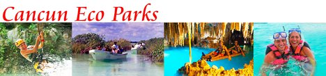Cancun Eco Parks