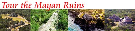 Cancun Mayan Ruins Tours