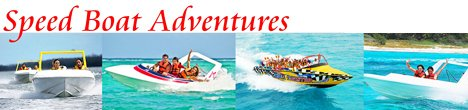 Cancun Speed Boat Tours