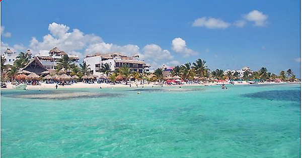 Ultimate Day Pass To Barefoot Beach Club Costa Maya