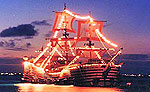 Pirate Ship Cancun
