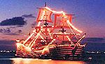 Captain Hook Pirate Ship Tour In Cancun - Pirate ship booze cruise
