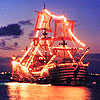 Playa del Carmen Pirate Ship