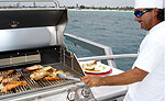Riviera Maya BBQ Lunch on a Sailing Catamaran