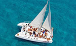 Private Sailboat Charter Cancun Mexico