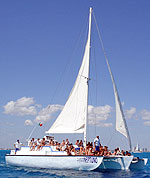 Cancun Catamaran Charter