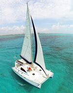 Private Catamaran Rental Cancun