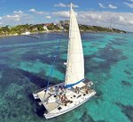 Private 50' Catamaran Cancun Rental