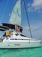 Private Catamaran Rental
