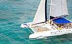 75' Catamaran Charter Cancun