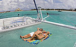 Sailing Catamaran Cancun Mexico