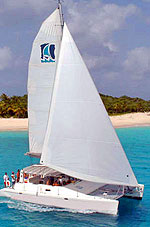 Private Catamaran Charter, Playa del Carmen