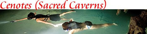 Cancun Cenote Tours from Playa Del Carmen