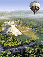 Chichen Itza Balloon Ride