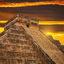 Chichen Itza with Valladolid