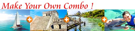 Cancun Super Saver Combo Packages