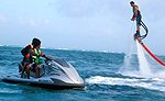 Cancun Flyboarding