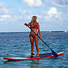 SUP Paddle Boarding Costa Maya