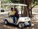 Costa Maya Golf Cart