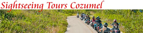 Cozumel Sightseeing Tours