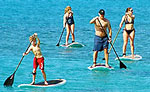 Mr Sancho´s  Paddleboarding Cozumel