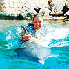 Dolphin Swim & Ride Cancun