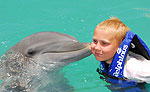 Xcaret Dolphin Swim - Just for Kids and Families