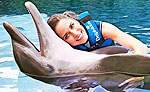 Swim With Dolphins at Punta Cancun